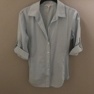 James Perse Button sown shirt NWOT